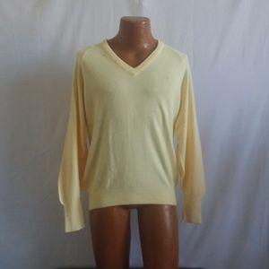 Christian Dior V-Neck Sweater Vintage